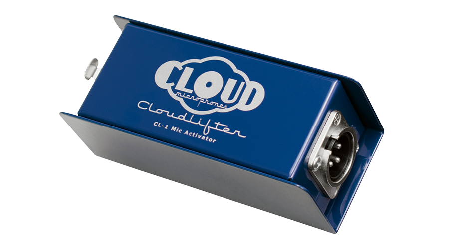 Cloudlifter CL1 preamp