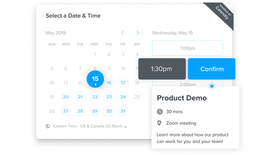 calendly single scheduling