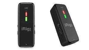 iRig Pre HD portable preamp