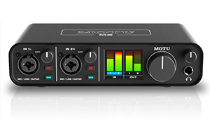 motu-m2 audio interface