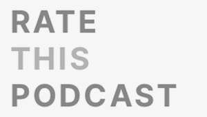 rate this podcast grid logo