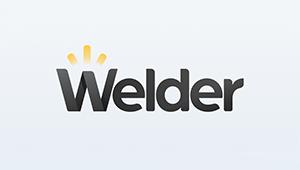welder grid logo