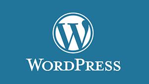 wordpress logo grid