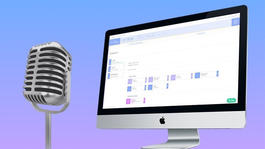 zencastr remote podcasting