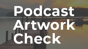 podcast cover artwork preview check