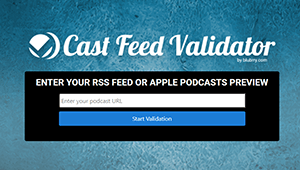 RSS Feed Validator