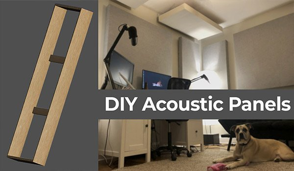 diy acoustic panel guide